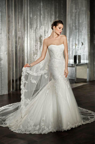 Demetrios Wedding Dress Style 7519