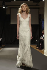 Robert Bullock Lace Julia Wedding Dress - Robert Bullock - Nearly Newlywed Bridal Boutique - 2