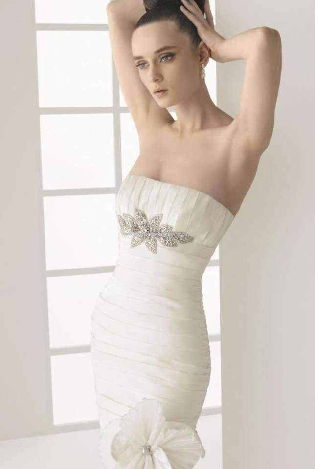 Olympia - Rosa Clara - Nearly Newlywed Bridal Boutique - 7