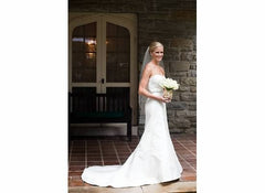 Amsale 'Kendall' - Amsale - Nearly Newlywed Bridal Boutique - 3