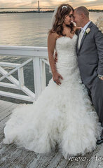 Mark Zunino 'MZ2 style 74514' - mark zunino - Nearly Newlywed Bridal Boutique - 1