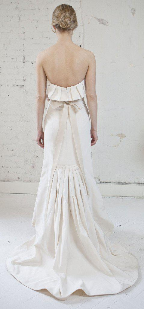 Lela Rose 'The Pond' Mermaid Gown - Lela Rose - Nearly Newlywed Bridal Boutique - 4