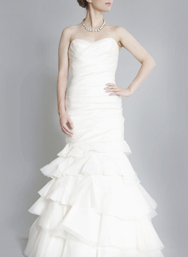 Modern Trousseau 'Mika' Fit & Flare Dress - Modern Trousseau - Nearly Newlywed Bridal Boutique - 5