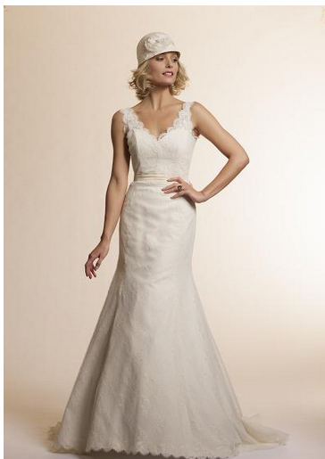 Amy Kuschel 'Sierra' - amy kuschel - Nearly Newlywed Bridal Boutique - 4