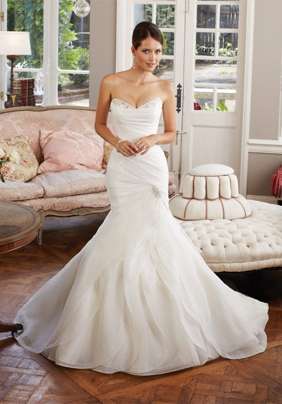 Sophia Tolli Gorgeous Wedding Dress