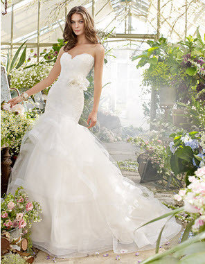 Jim Hjelm 'Tara Keely' - Jim Hjelm - Nearly Newlywed Bridal Boutique - 1
