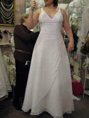La Sposa 'A-Line Dress' - La Sposa - Nearly Newlywed Bridal Boutique - 4