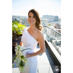 Amsale 'Hampton' - Amsale - Nearly Newlywed Bridal Boutique - 1