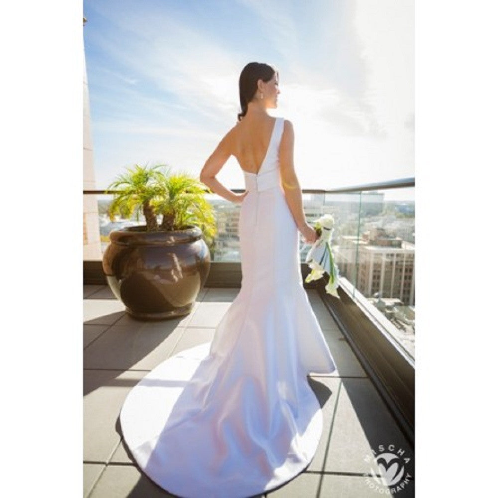 Amsale 'Hampton' - Amsale - Nearly Newlywed Bridal Boutique - 2