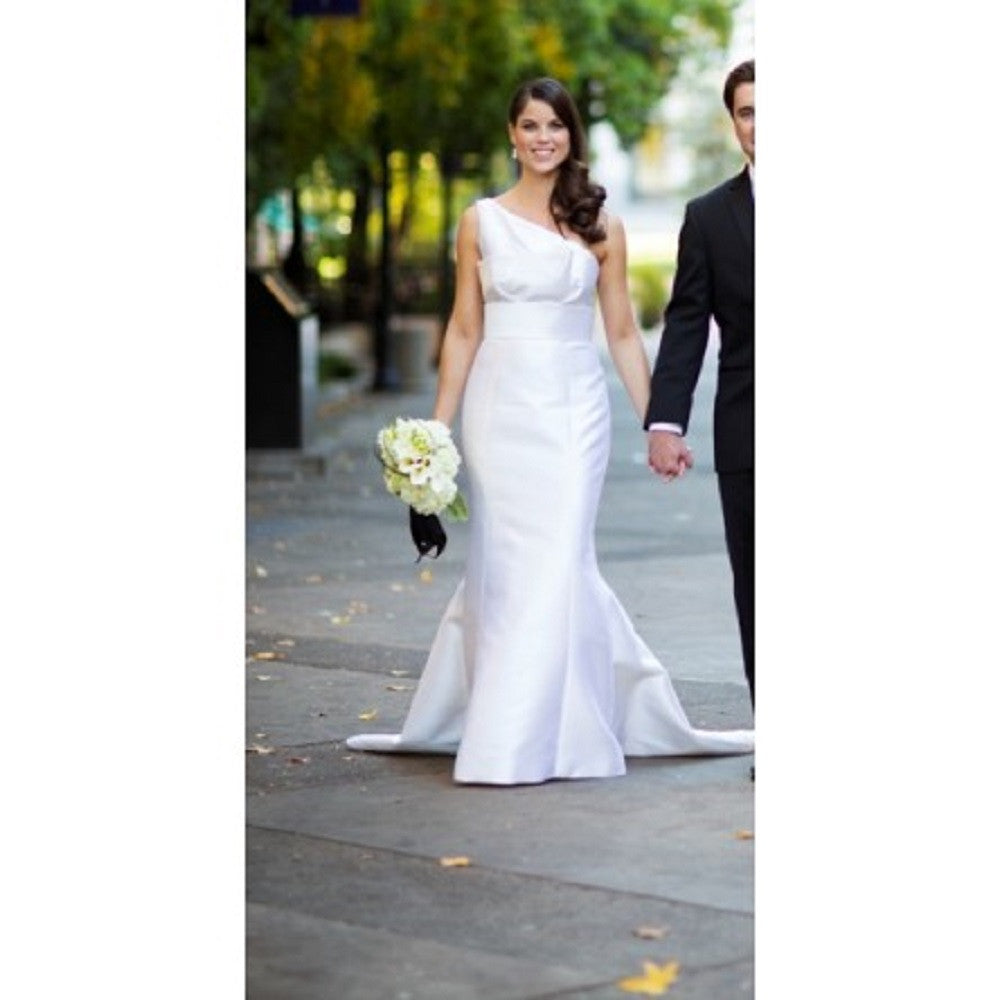 Amsale 'Hampton' - Amsale - Nearly Newlywed Bridal Boutique - 5