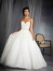 Alfred Angelo 'Tiana's Fairy Tale' - alfred angelo - Nearly Newlywed Bridal Boutique - 3