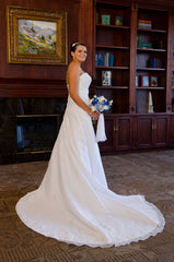 Mori Lee '2105' - Mori Lee - Nearly Newlywed Bridal Boutique - 5