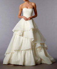 Dennis Basso '1187' - Dennis Basso - Nearly Newlywed Bridal Boutique - 2