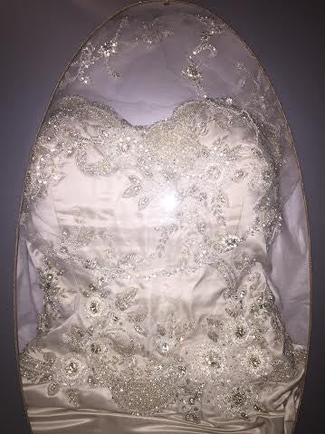 Eve of Milady '4316' - eve of milady - Nearly Newlywed Bridal Boutique - 2