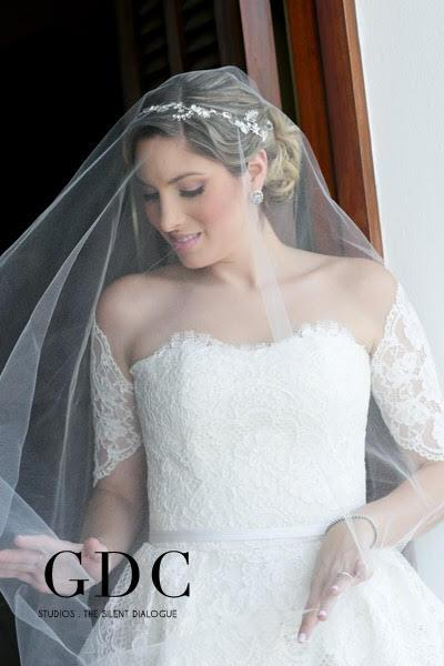 Ecliptica Atelier 'Organza and Lace'