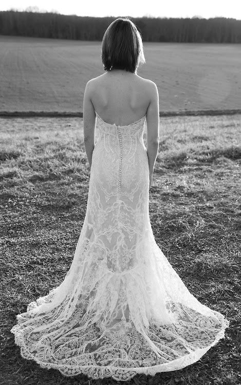 Custom 'Lace' - unknown - Nearly Newlywed Bridal Boutique - 2