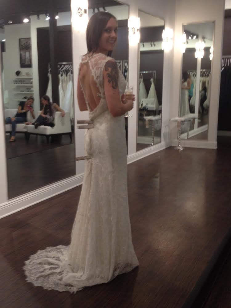 Marisa 'Style #929' - Marisa - Nearly Newlywed Bridal Boutique - 7