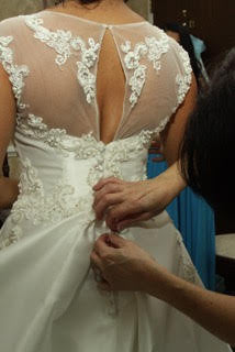 Enzoani 'Corset' - Enzoani - Nearly Newlywed Bridal Boutique - 2