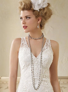 Alfred Angelo 'Modern Vintage' - alfred angelo - Nearly Newlywed Bridal Boutique - 3