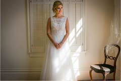 Tony Ward 'Eglantine' - tony ward - Nearly Newlywed Bridal Boutique - 9