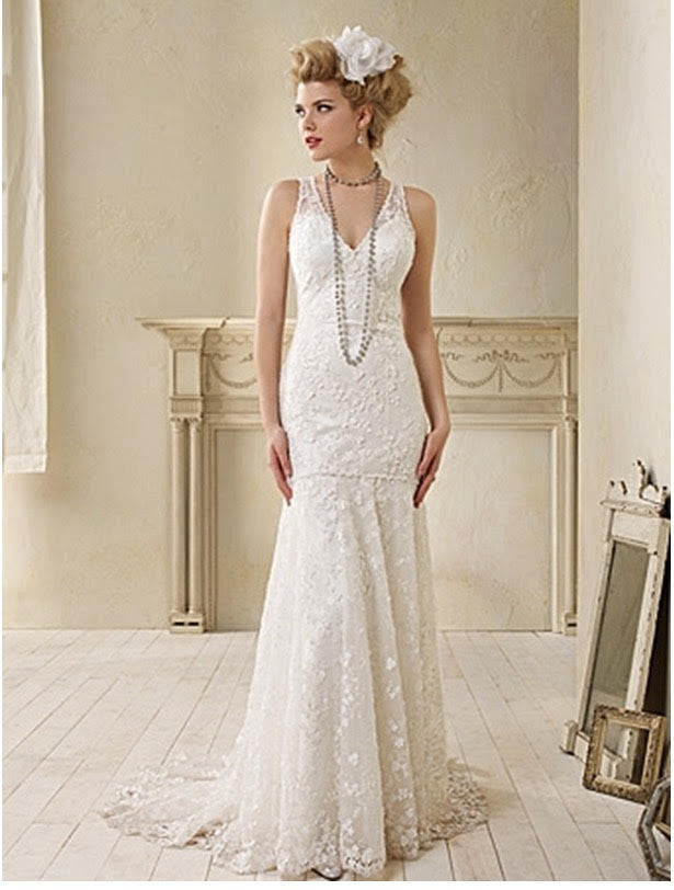Alfred Angelo 'Modern Vintage' - alfred angelo - Nearly Newlywed Bridal Boutique - 1