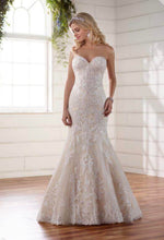 Load image into Gallery viewer, Essence of Australia 'D2267' size 14 new wedding dress front view on model