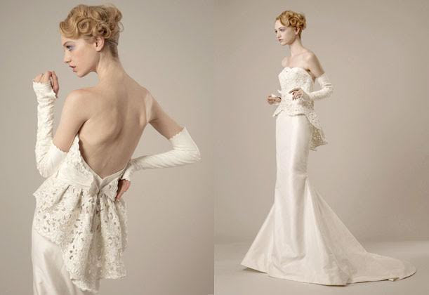 Elizabeth Fillmore 'Spring 14 dress 2' - Elizabeth Fillmore - Nearly Newlywed Bridal Boutique - 2