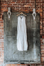 Load image into Gallery viewer, Sottero and Midgley 'Bexley' size 10 used wedding dress front view on hanger