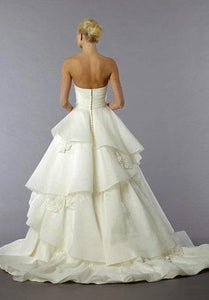 Dennis Basso '1187' - Dennis Basso - Nearly Newlywed Bridal Boutique - 3