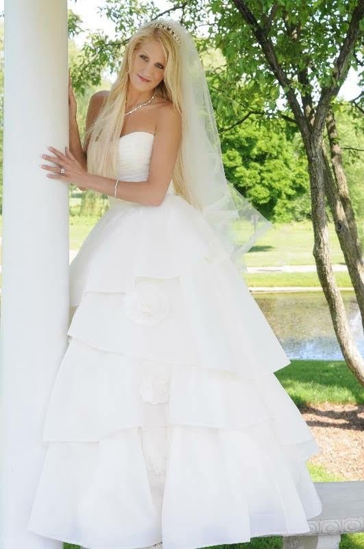 Dennis Basso '1187' - Dennis Basso - Nearly Newlywed Bridal Boutique - 7