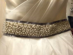 Blue 'Willow Melody' - Blue - Nearly Newlywed Bridal Boutique - 2