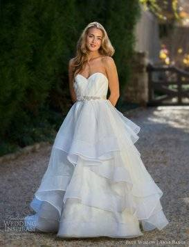 Blue 'Willow Melody' - Blue - Nearly Newlywed Bridal Boutique - 3