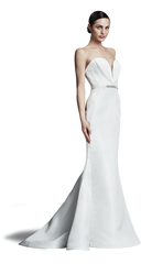 J. Mendel 'Valentine' - J. Mendel - Nearly Newlywed Bridal Boutique - 5