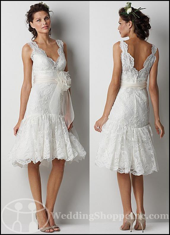 Watters 'Albury' Tea Length - Watters - Nearly Newlywed Bridal Boutique - 1