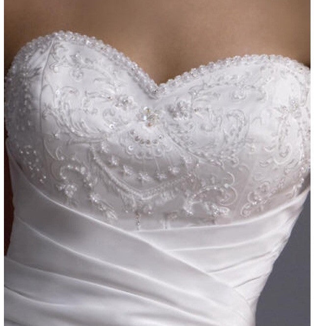 Mary's Designer '5202' - Mary's Designer Bridal Boutique - Nearly Newlywed Bridal Boutique - 1