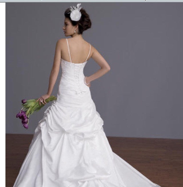 Mary's Designer '5202' - Mary's Designer Bridal Boutique - Nearly Newlywed Bridal Boutique - 2