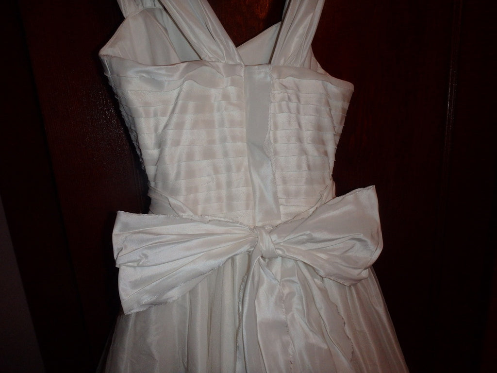 Vera Wang White '351071' - Vera Wang White - Nearly Newlywed Bridal Boutique - 8
