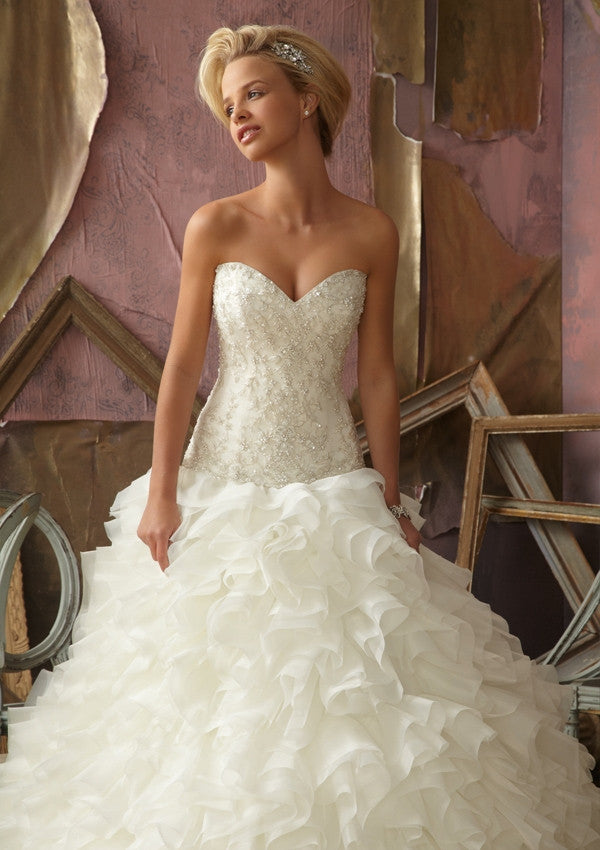 Mori Lee '1853' - Mori Lee - Nearly Newlywed Bridal Boutique - 1