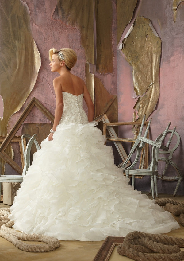 Mori Lee '1853' - Mori Lee - Nearly Newlywed Bridal Boutique - 2