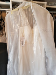 Jenny Yoo 'Magnolia' size 6 new wedding dress dress in bag