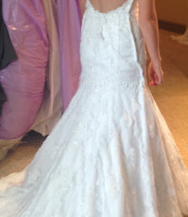 Casablanca '2195' - Casablanca - Nearly Newlywed Bridal Boutique - 4