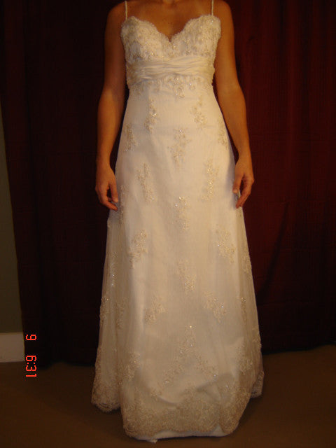 Alfred Angelo 'Ivory' - alfred angelo - Nearly Newlywed Bridal Boutique - 3
