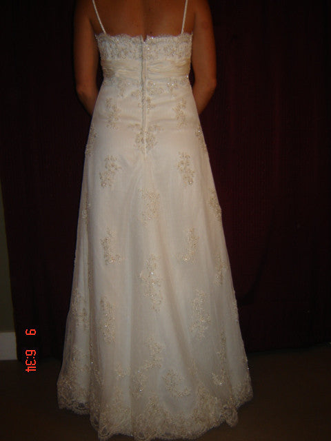Alfred Angelo 'Ivory' - alfred angelo - Nearly Newlywed Bridal Boutique - 4