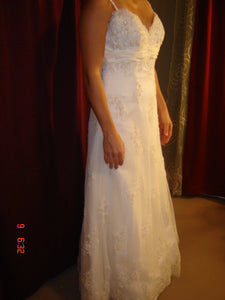 Alfred Angelo 'Ivory' - alfred angelo - Nearly Newlywed Bridal Boutique - 5