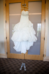 Demetrios Sweetheart Gown - Demetrios - Nearly Newlywed Bridal Boutique - 5