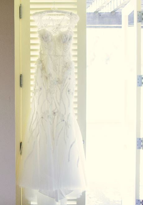 Monique Lhuillier 'Luella' - Monique Lhuillier - Nearly Newlywed Bridal Boutique - 5