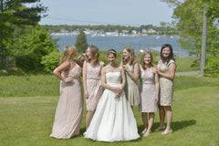 Melissa Sweet 'Harlow' - Melissa Sweet - Nearly Newlywed Bridal Boutique - 4