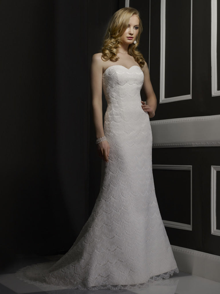 Robert Bullock 'Adelaide' - Robert Bullock - Nearly Newlywed Bridal Boutique - 1