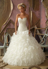 Mori Lee '1853' - Mori Lee - Nearly Newlywed Bridal Boutique - 3