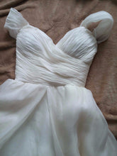 Load image into Gallery viewer, Watters 'Ivory Layered Dress' - Watters - Nearly Newlywed Bridal Boutique - 1